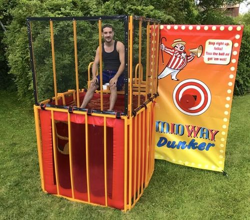 dunk tank hire perth
