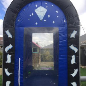 ash grab money machine inflatable2