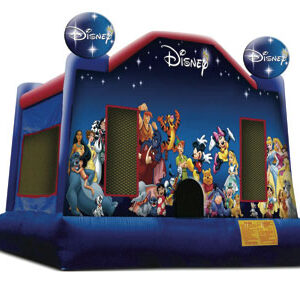 Disney and friends Jumping Castle