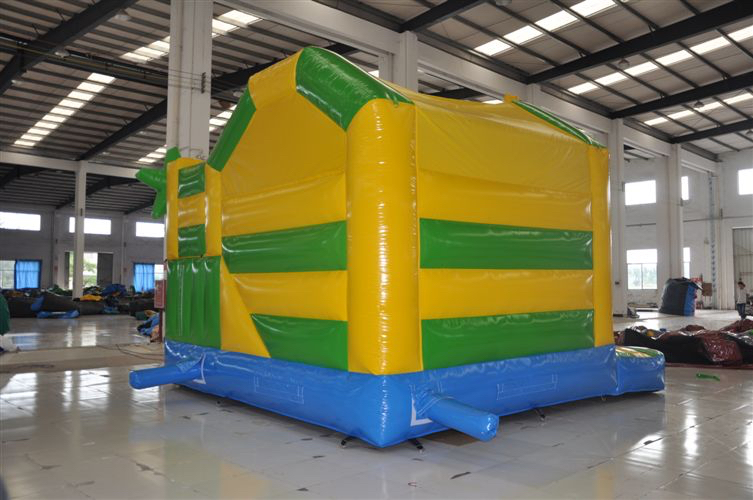 Aussie Star Back view - Bouncy Castle hire