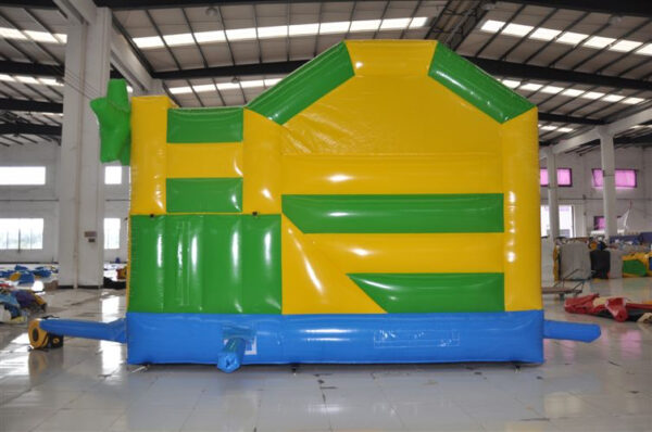 Aussie Star Back View - Perth Bouncy Castle Hire