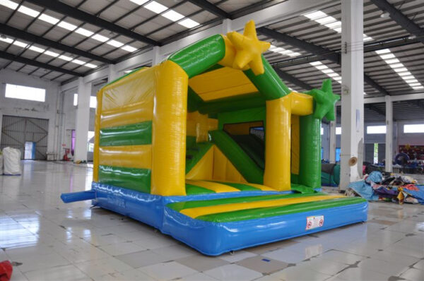 Aussie Star Front View - Perth Jumping Castle Hire