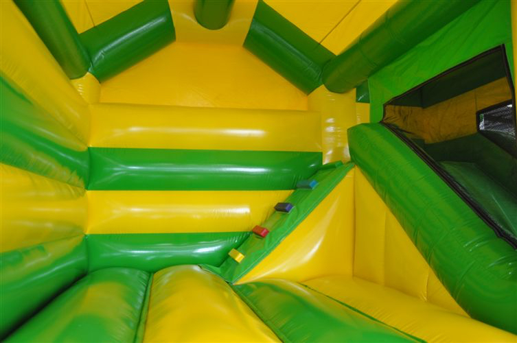 Aussie Star Inside View - Perth Bouncy Castle Hire