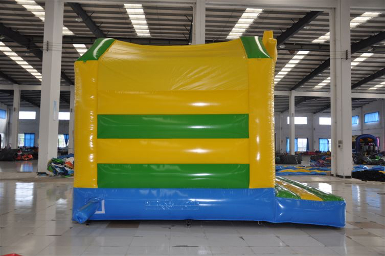 Aussie Star Side View - Perth Bouncy Castle Hire