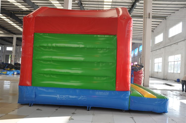 Big Red Side View - Perth Bouncy Castle Hire