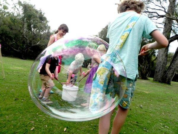 Bubbleology Perth