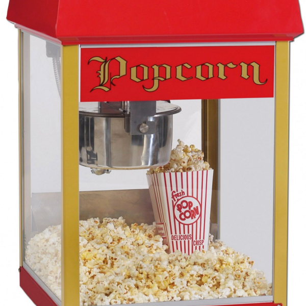 popcorn machine hire perth