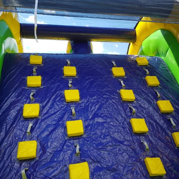 Climbing Wall Obstacle Course