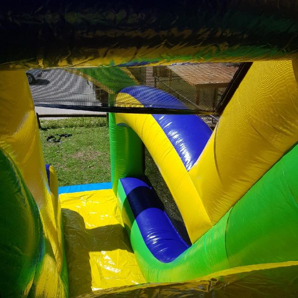 Slide Area Obstacle Course