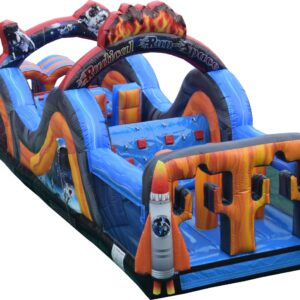 Space Run Obstacle Challenge